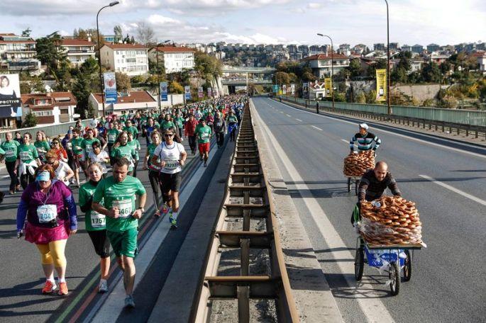 35. Avrasya Maratonu