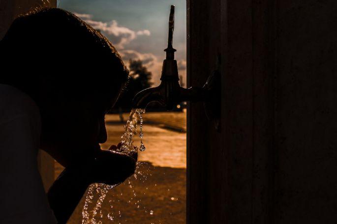 Ahmet Altın - Sergileme - Su Hayattır