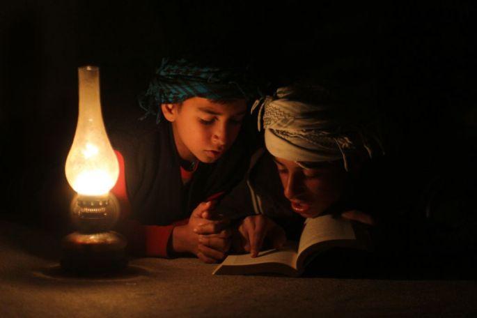 Mehmet Şah Deniz - Sergileme - Masaldaki Çocuklar