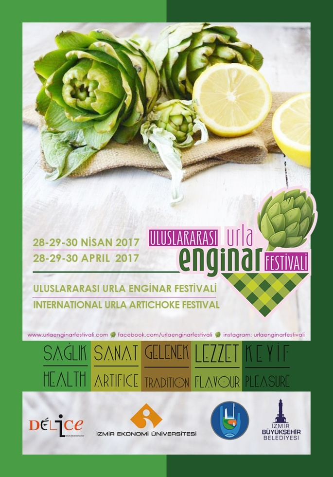 Uluslararası Urla Enginar Festivali 2017