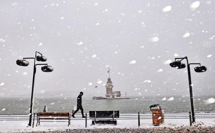 Sergileme - Bekir Yeşiltaş - Türkiye - Kar
