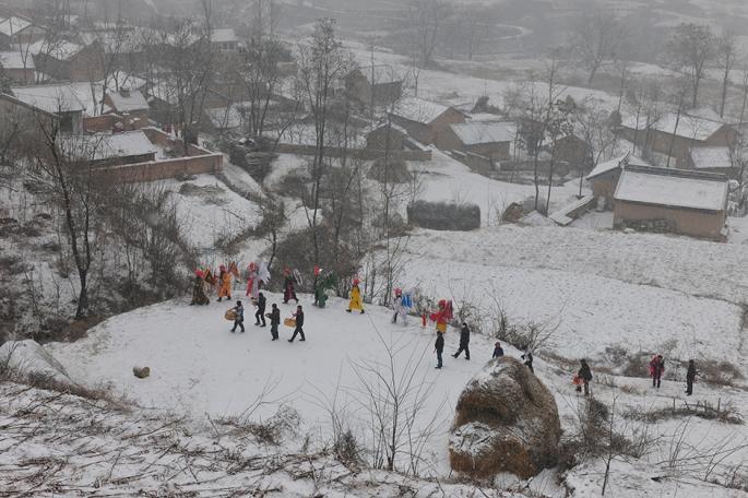 2014-2015 Spring in My Hometown - Çin