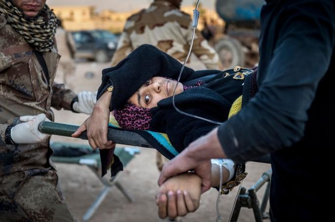 Kampen om Mosul