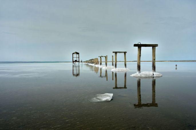 Şükrü Levent Deniz, Tuz Gölünün Sonsuzluğu