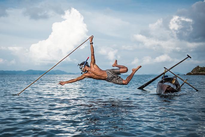 Dorte Verner - Amerika Birleşik Devletleri - Diseppearing Fishing Method by Moken