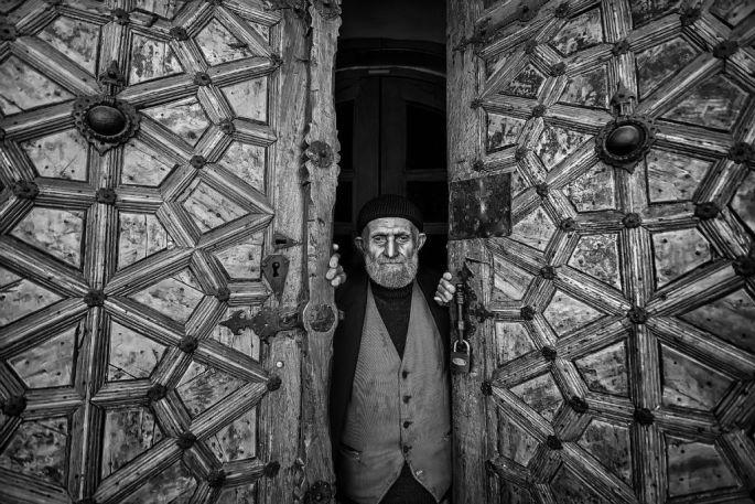 Hasan Uçar, Kapıdaki Dede