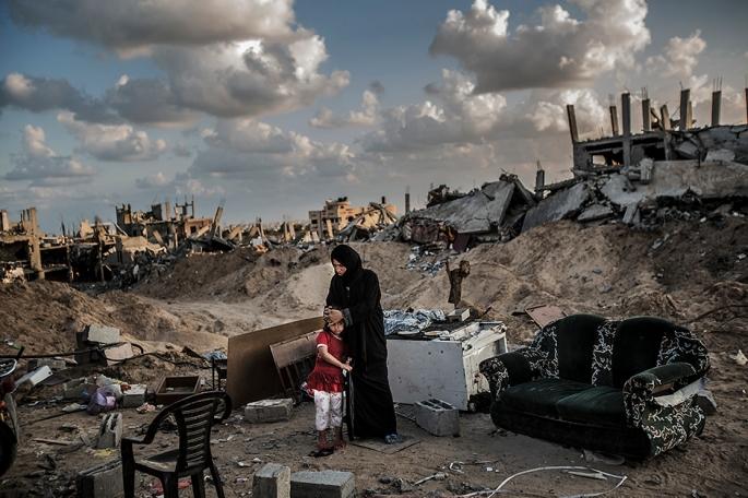 Mayush, Gaza Aftermath, Slovenia 2014-2015