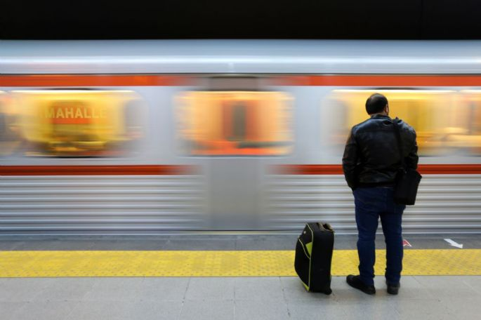 Mehmet Ali Çalkam, Metro