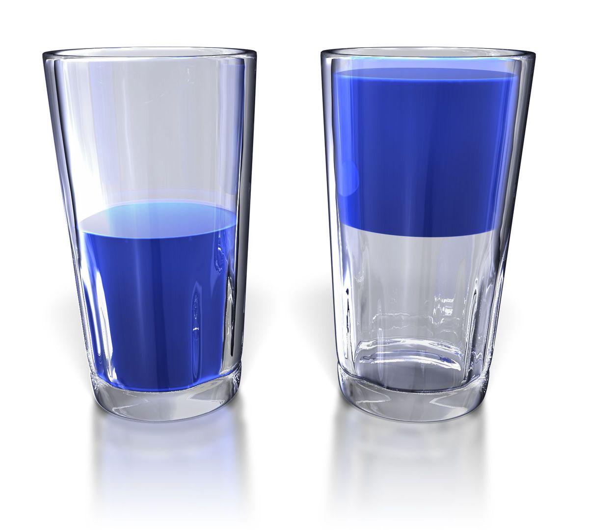 Image result for bardağın boş ve dolu tarafı