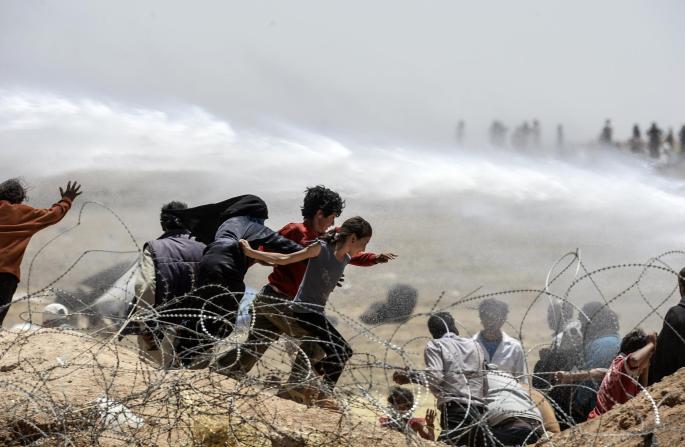 Bülent Kılıç, Fransa, Broken Border 005