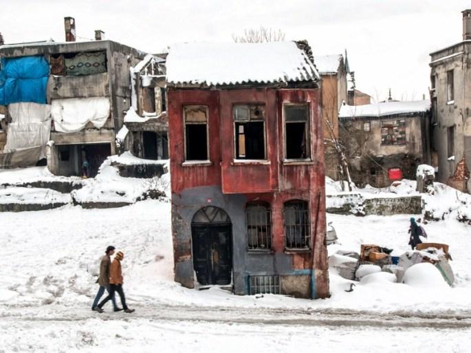 Canan Bayrak - İstanbul'da Kış