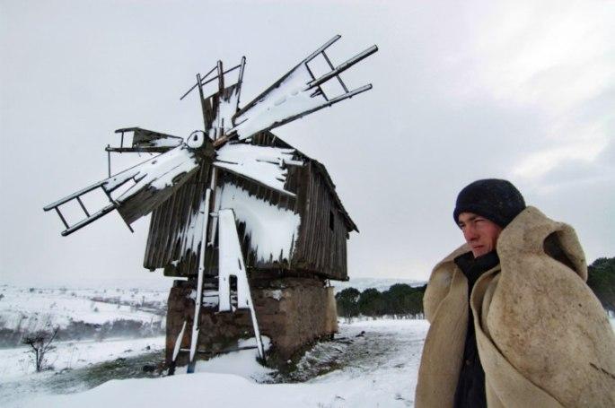 İsmail Erhan Alan - Değirmen Kar