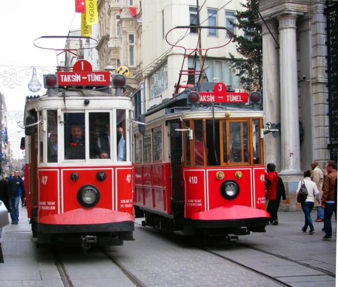 İstanbul Tarihi Tramvay 001