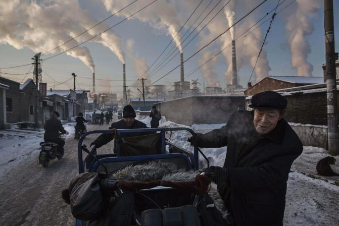 Kevin Frayer, Canada, China's Coal Addiction