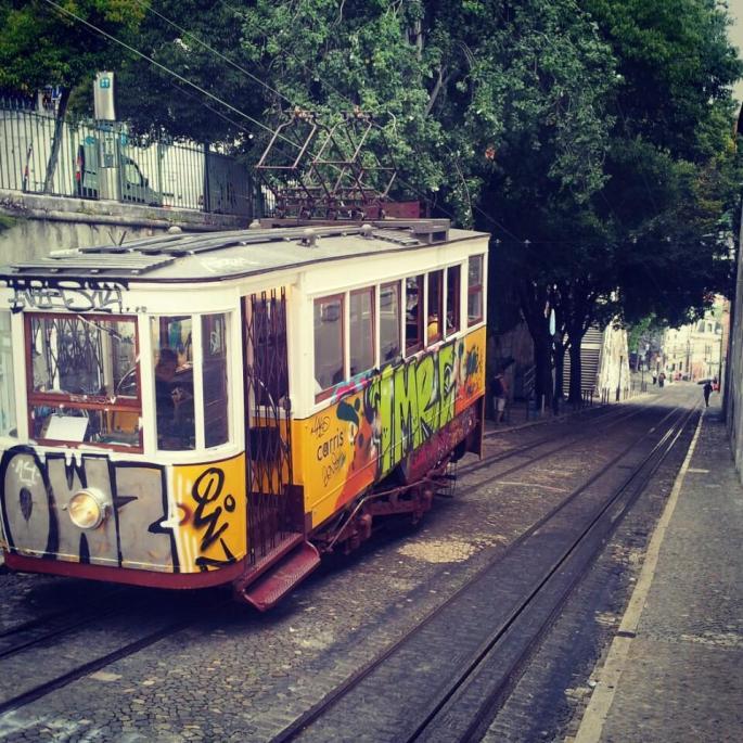 Lizbon Tramvayı