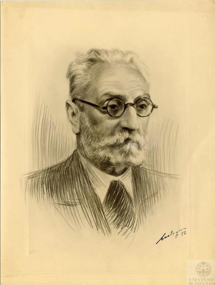 Miguel de Unamuno, autor anónimo (1864)