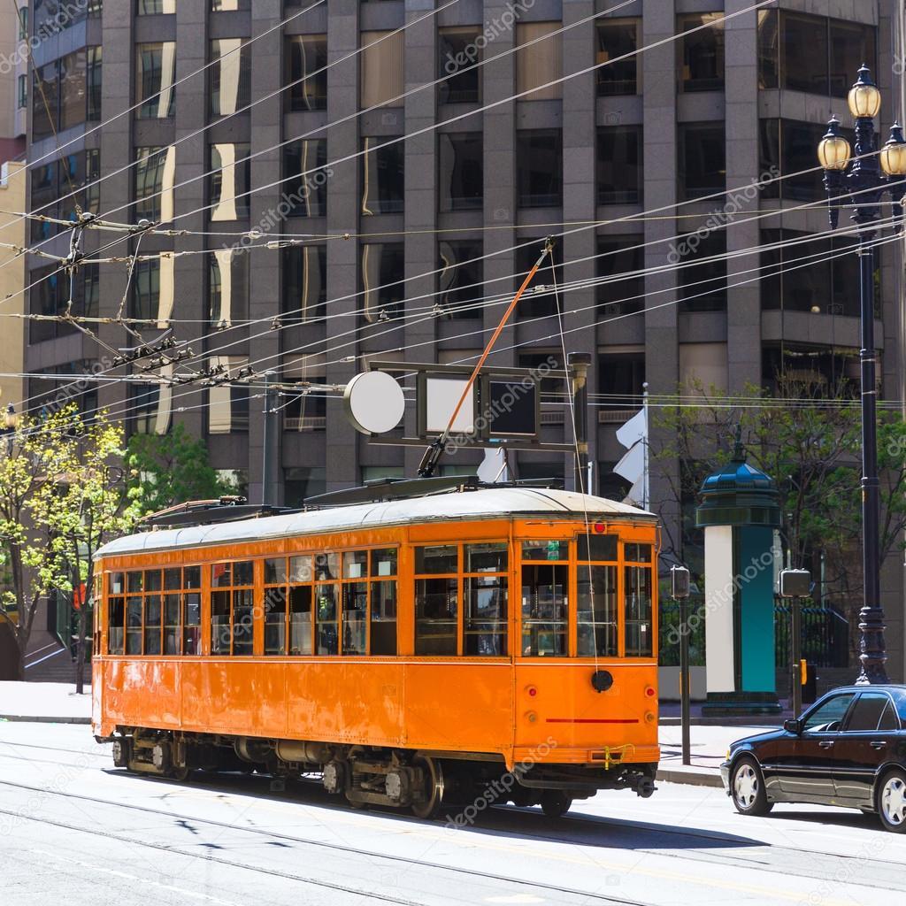 San Francisco Tramvay 002