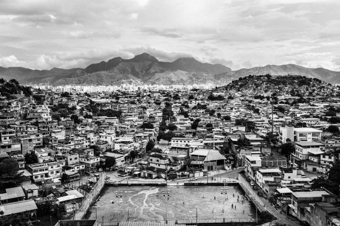 Sebastian Liste, Spain, Citizen Journalism in Brazil's Favelas