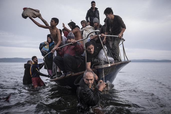 Sergey Ponomarev, Russia, Reporting Europe's Refugee Crisis 001