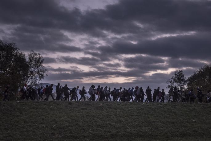 Sergey Ponomarev, Russia, Reporting Europe's Refugee Crisis 003