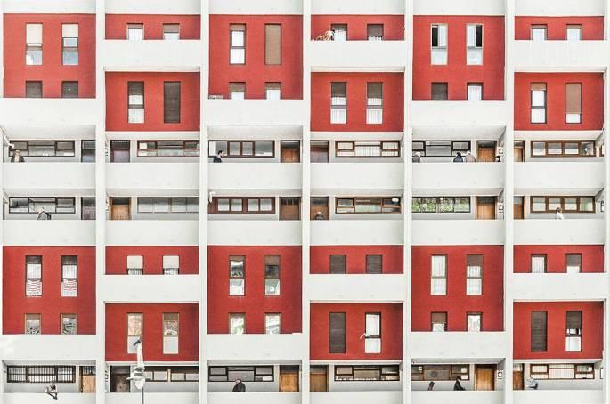 The Block - Pedro Luis Ajuriaguerra Saiz