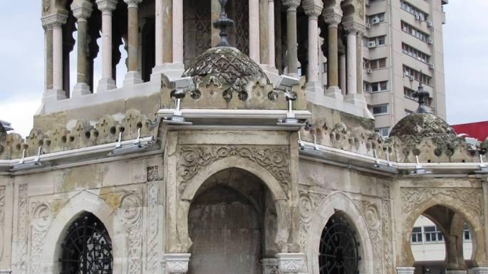 İzmir Saat Kulesi 001