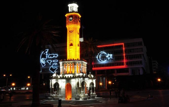 İzmir Saat Kulesi - Efkan Sinan