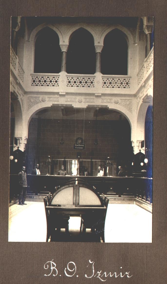 Osmanlı Bankası İzmir Şubesi 1930 002