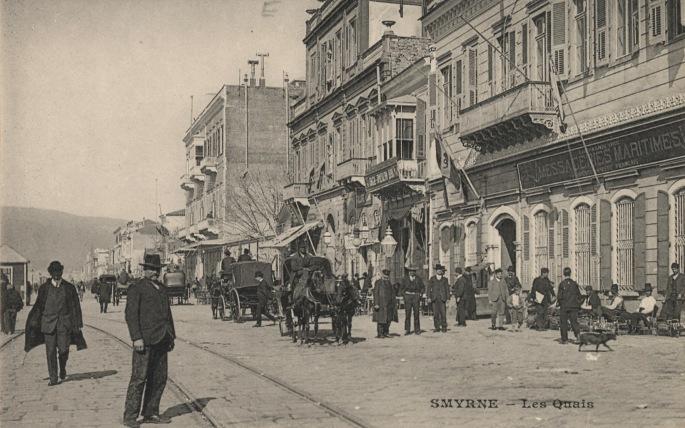 Tarihi İzmir Limanı 002