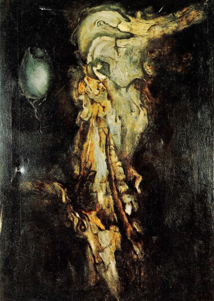 07 Aydın Akdeniz, Hera, 67x95 cm, Tuval Üzerine Yağlıboya