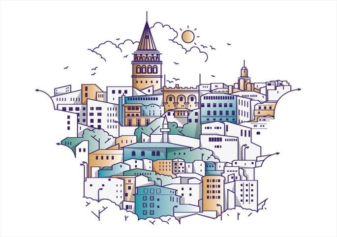 mansiyon4 - Aytaç Öztürk - Galata'nın Işıltısı
