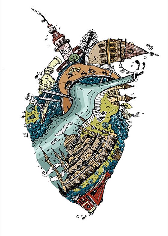 ucunculuk Ödülü - Sevda Kaçtı - Kalbim İstanbul