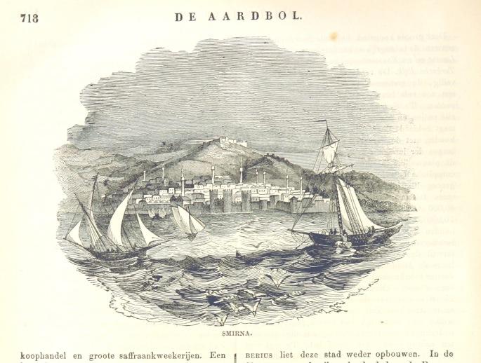 WITKAMP, Pieter Harme. Amsterdam 1839