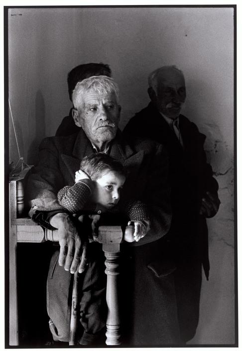 "GREECE. Karpathos. Olympos 1966. In Church. ""A Greek Portfolio"""
