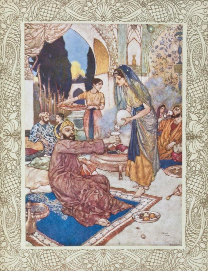 Rubaiyat of Omar Khayyam by Fitzgerald, Edward
