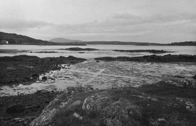 Half-Tide, Bertraghboy Bay Ireland 1971