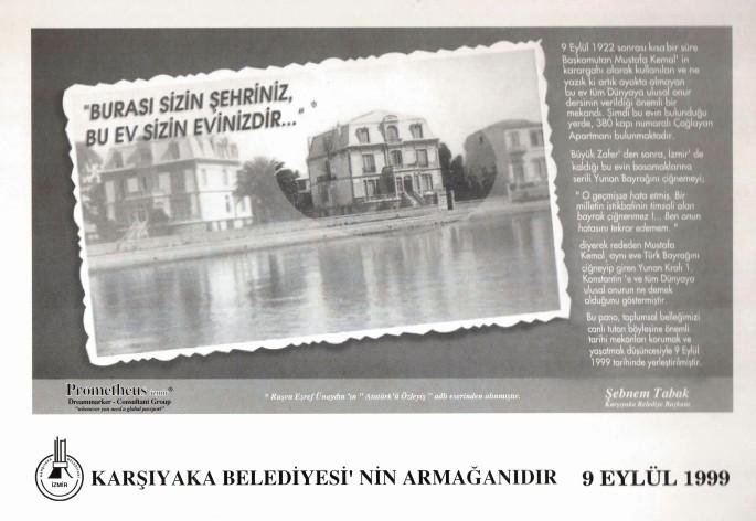Karşıyaka Karargah Binası
