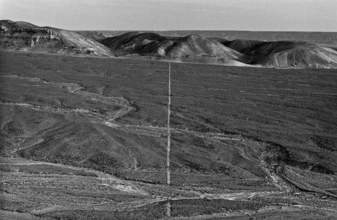 Walking A Line In Peru - 1972