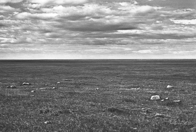 01 The High Plains - A Straight Hundred Mile Walk On The Canadian Prairie 1974