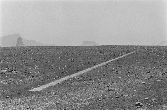 19 Dusty Boots Line The Sahara 1988