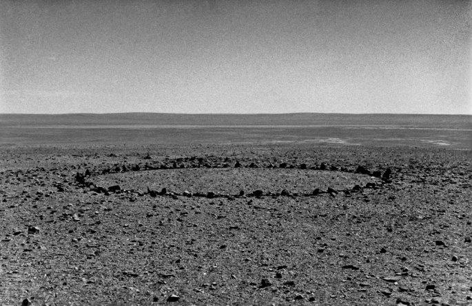 29 Gobi Desert Circle Mongolia 1996