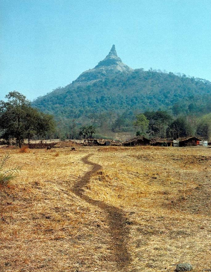 38 Mahalakshmi Hill Line Warli Tribal Land Maharashtra India 2003