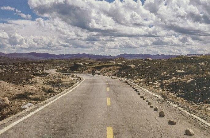 64 Road Stone Line China 2010