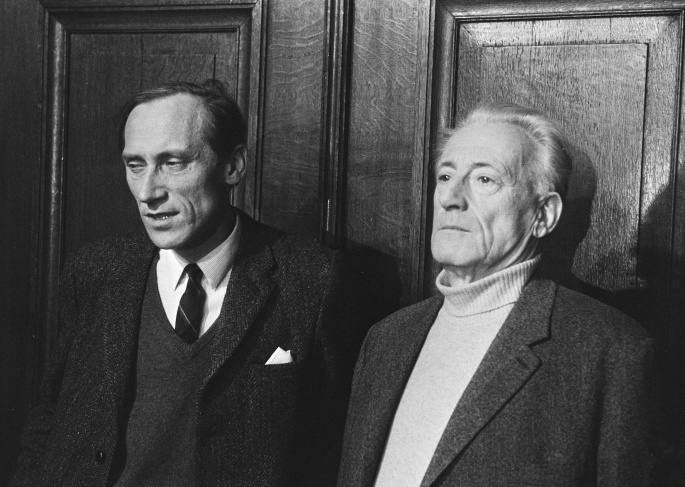 Leszek_Kolakowski_and_Henri_Lefebvre_1971