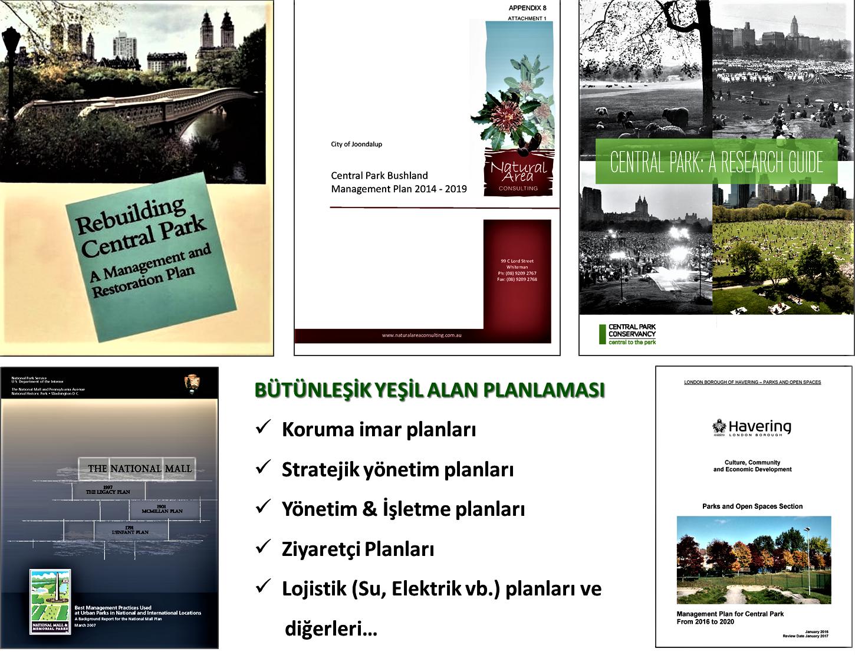 Yeşil Alan Planlaması