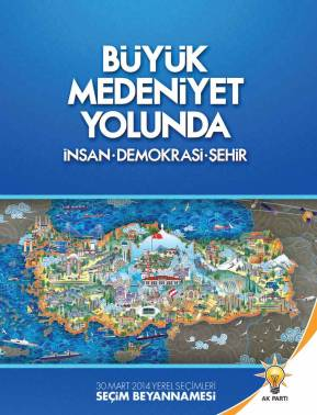 AKP 2014 Seçim Bildirgesi