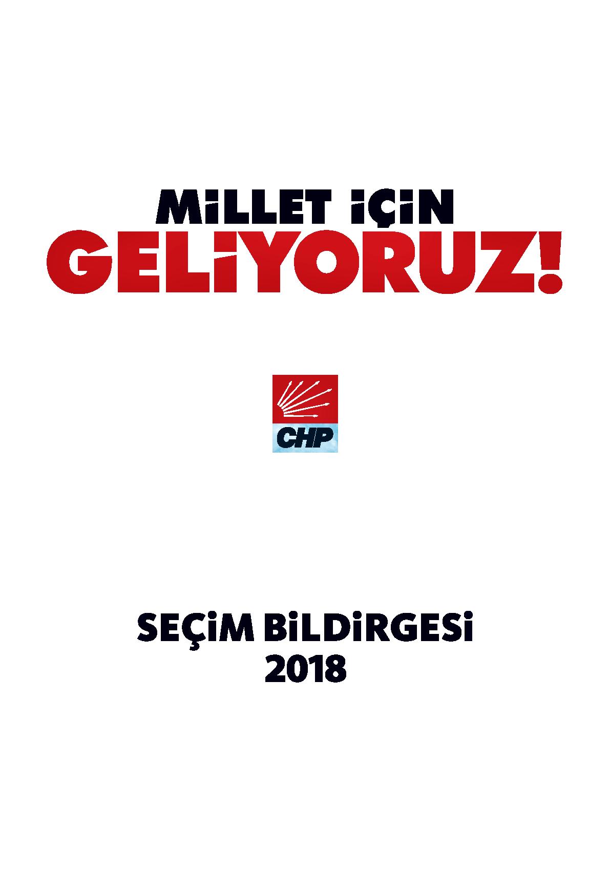CHP-SecimBildirgesi-2018-icerik