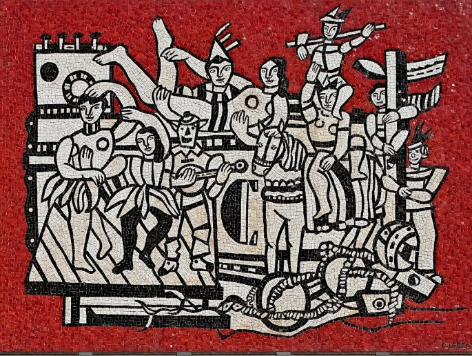 1024px-Fernand_Léger_-_Grand_parade_with_red_background_(mosaic)_1958_made