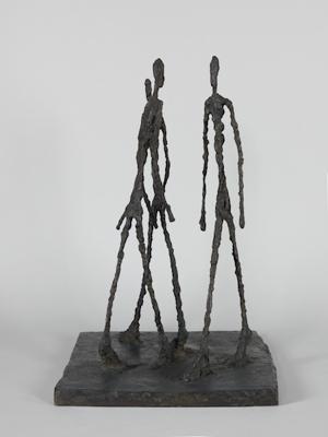 Yürüyen Üç Adam (Küçük Meydan) 1948 02
