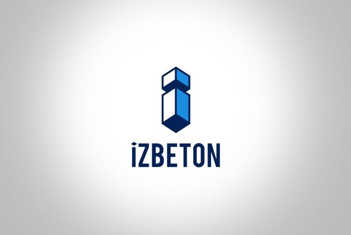 İzbeton Logo